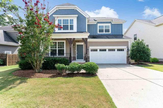 729 Bay Bouquet Lane, Apex, NC 27523 (#2335814) :: Marti Hampton Team brokered by eXp Realty