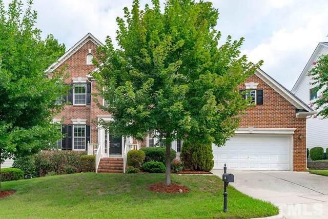 106 Trinity Grove Drive, Cary, NC 27513 (#2335817) :: Sara Kate Homes