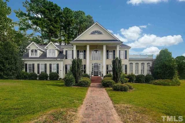 9309 Wakefields Oak Grove Drive, Zebulon, NC 27597 (#2335847) :: Raleigh Cary Realty