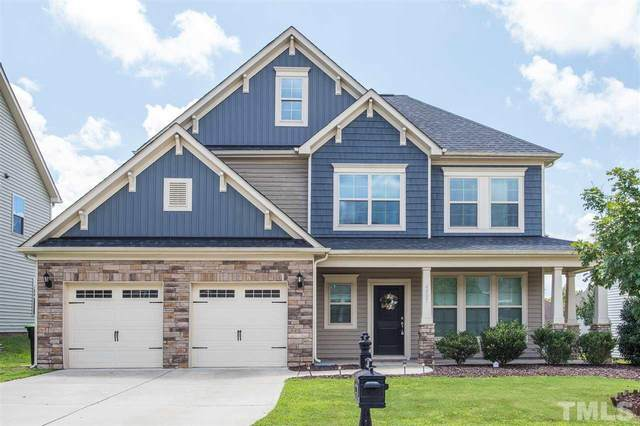 4907 Boulder Falls Court, Knightdale, NC 27545 (#2335849) :: Triangle Just Listed