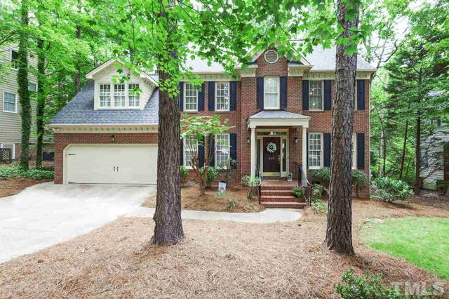 307 Cranborne Lane, Cary, NC 27519 (#2335856) :: M&J Realty Group