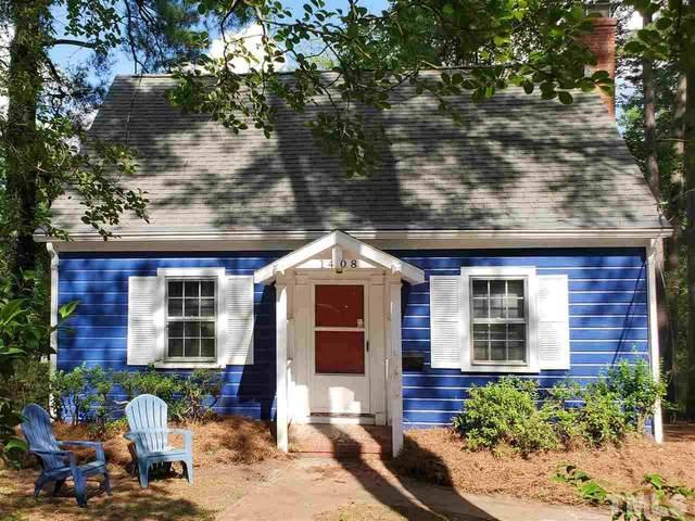 1408 Oakland Avenue, Durham, NC 27705 (#2335860) :: Spotlight Realty