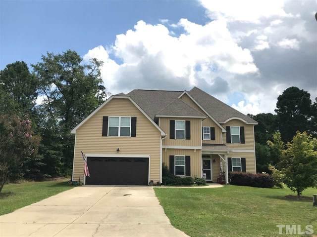 259 Bella Howington Drive, Lillington, NC 27546 (#2335926) :: RE/MAX Real Estate Service