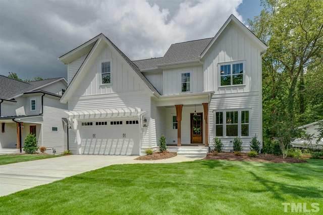 4322 Lambeth Drive, Raleigh, NC 27609 (#2335956) :: Realty World Signature Properties