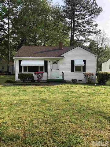 1222 Lawrence Street, Henderson, NC 27536 (#2335957) :: RE/MAX Real Estate Service