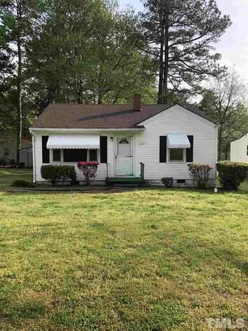 1222 Lawrence Street, Henderson, NC 27536 (MLS #2335957) :: Elevation Realty