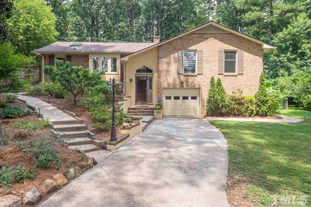1925 Fountain Ridge Road, Chapel Hill, NC 27517 (#2335961) :: Rachel Kendall Team