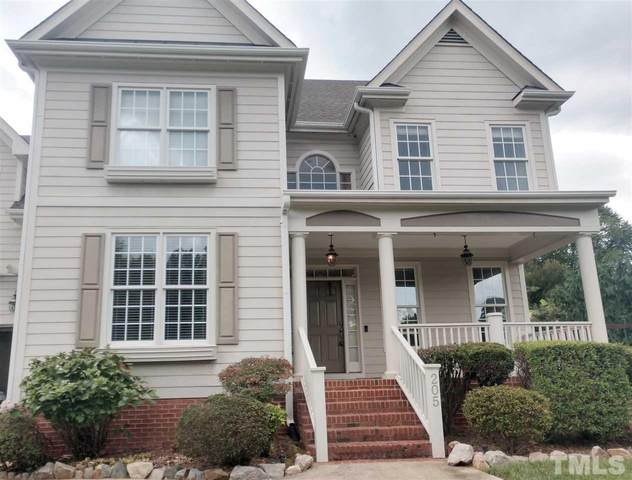 205 Danagher Court, Holly Springs, NC 27539 (#2335977) :: Sara Kate Homes