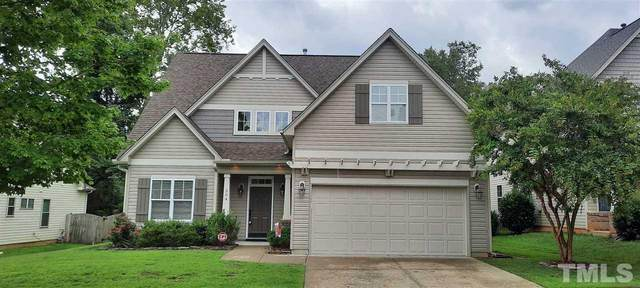 204 E Quailwood Drive, Fuquay Varina, NC 27526 (#2335979) :: RE/MAX Real Estate Service