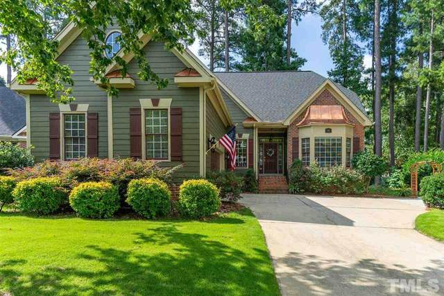 100 Hampton Pines Drive, Morrisville, NC 27560 (#2335986) :: M&J Realty Group