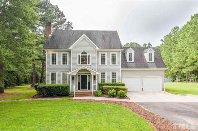 9721 Horton Road, New Hill, NC 27562 (#2335993) :: Raleigh Cary Realty