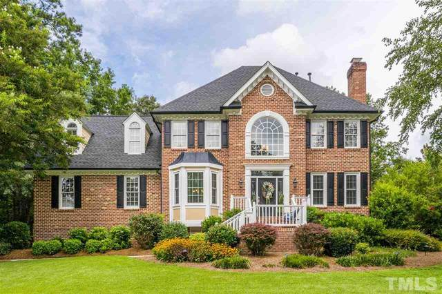 25 Lafoy Drive, Clayton, NC 27527 (#2336008) :: The Beth Hines Team