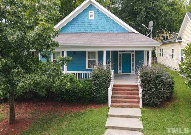 214 S Haywood, Raleigh, NC 27601 (#2336010) :: Raleigh Cary Realty