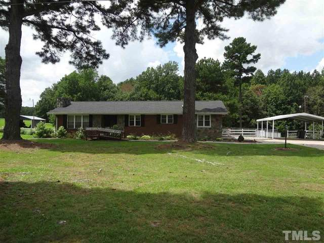 7264 Nc 39 Highway, Zebulon, NC 27597 (#2336054) :: The Perry Group