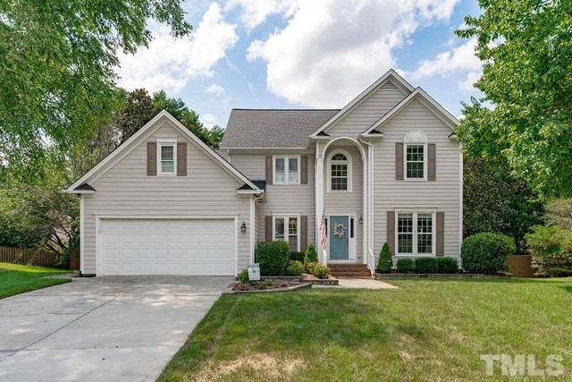 117 Crilly Lane, Cary, NC 27518 (#2336073) :: Classic Carolina Realty