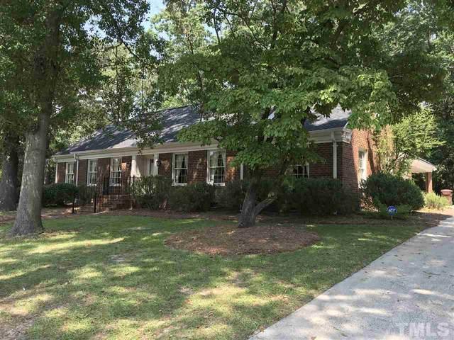 1600 Wellons Avenue, Dunn, NC 28334 (#2336082) :: Sara Kate Homes