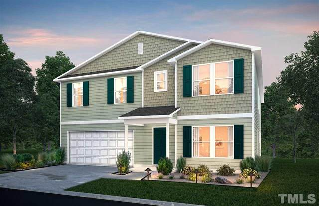 133 Glacier Point, Clayton, NC 27527 (#2336087) :: Triangle Just Listed