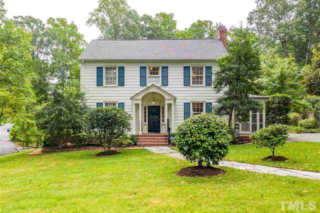 321 W University Drive, Chapel Hill, NC 27516 (#2336091) :: Classic Carolina Realty
