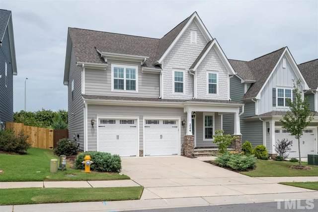 224 Vintage Point Lane, Wendell, NC 27591 (#2336093) :: Sara Kate Homes