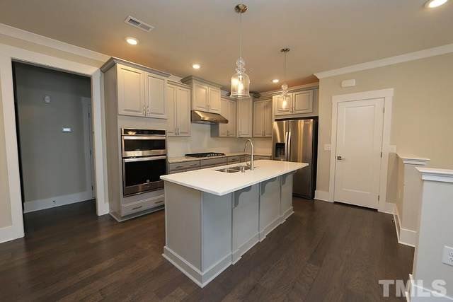 10210 Sablewood Drive #117, Raleigh, NC 27617 (#2336135) :: Real Estate By Design