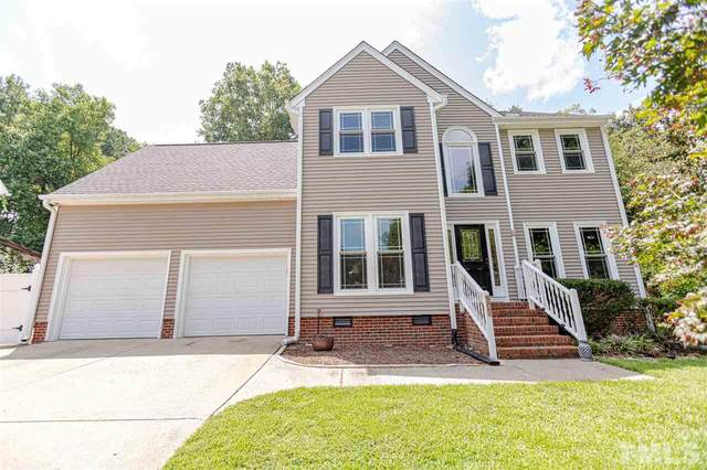 507 Gablefield Lane, Apex, NC 27508 (#2336150) :: Realty World Signature Properties