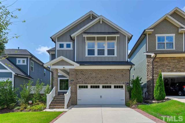 253 Old Piedmont Circle, Chapel Hill, NC 27516 (#2336151) :: M&J Realty Group