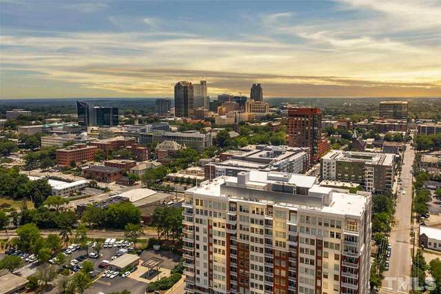 400 W North Street #1502, Raleigh, NC 27603 (#2336183) :: The Perry Group