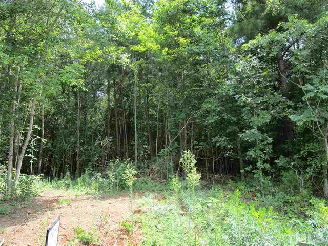 Lot 29 Greenbrier Farm Trail, Siler City, NC 27344 (#2336194) :: The Perry Group