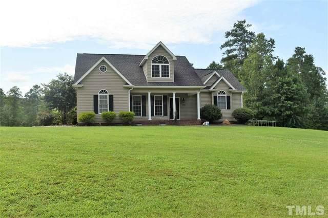135 Faircloth Lane, Broadway, NC 27505 (#2336258) :: Dogwood Properties