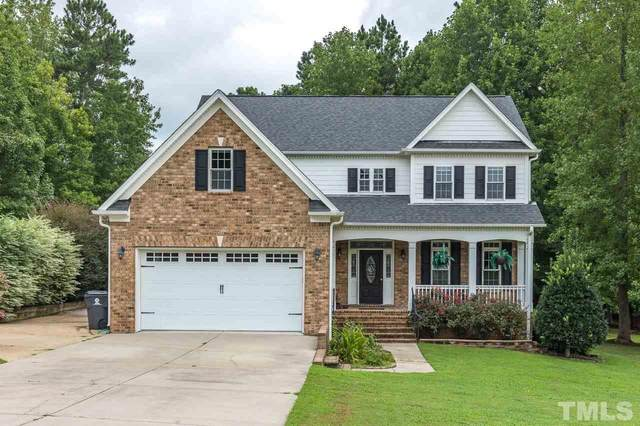 100 Red Rock Ridge, Youngsville, NC 27596 (#2336290) :: Classic Carolina Realty