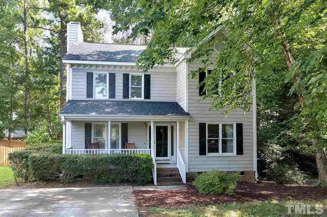 202 Carrousel Lane, Cary, NC 27513 (#2336292) :: Marti Hampton Team brokered by eXp Realty