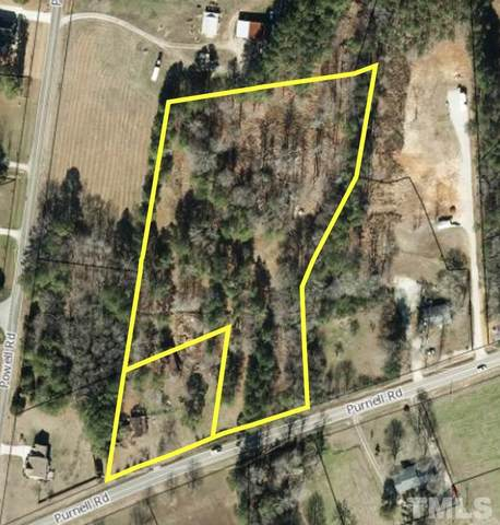 4012 Purnell Road, Wake Forest, NC 27587 (#2336311) :: Spotlight Realty