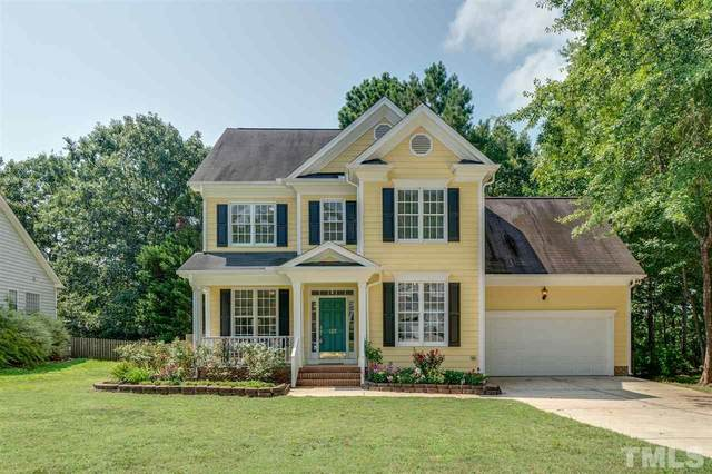 125 Clay Ridge Way, Holly Springs, NC 27540 (#2336323) :: The Perry Group