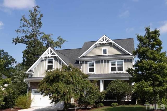 4600 Carlton Crossing, Durham, NC 27713 (#2336325) :: Real Estate By Design