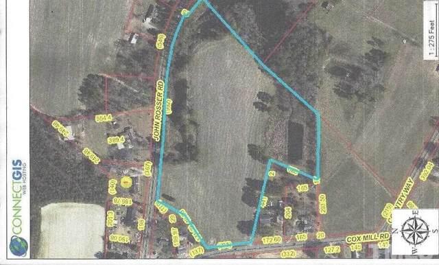 Cox Mill Road, Sanford, NC 27332 (#2336329) :: RE/MAX Real Estate Service