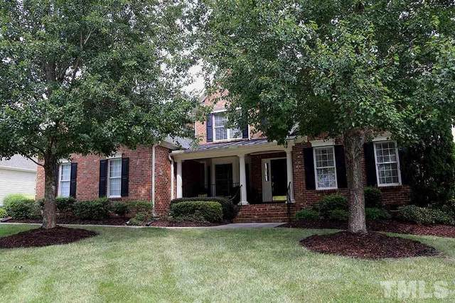 9632 Clubvalley Way, Raleigh, NC 27617 (#2336333) :: Classic Carolina Realty