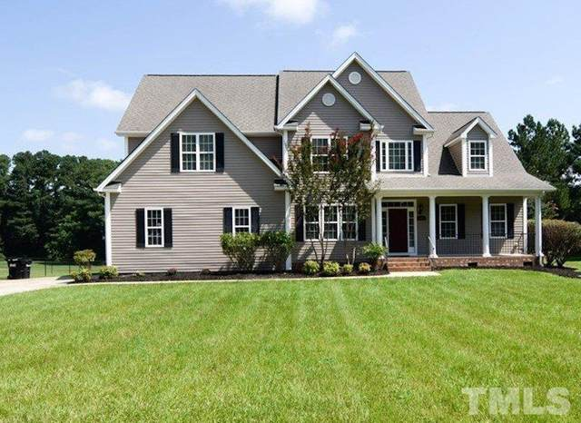 3082 Old Us 70 Highway W, Clayton, NC 27520 (#2336336) :: Sara Kate Homes
