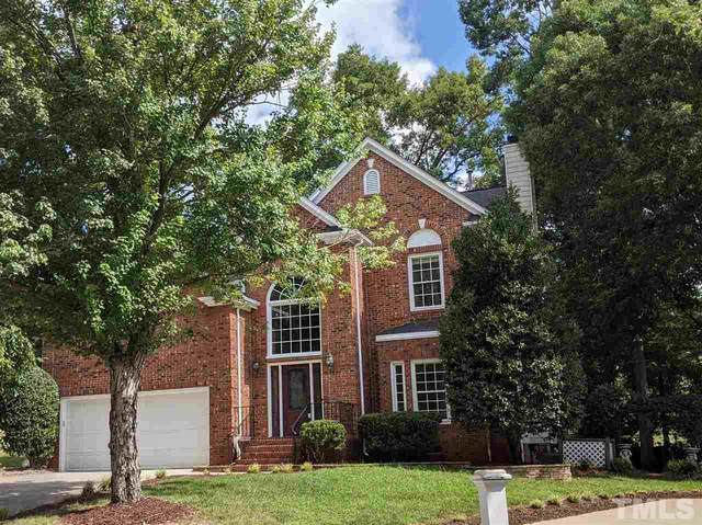 215 Mccleary Court, Cary, NC 27513 (#2336366) :: Realty World Signature Properties