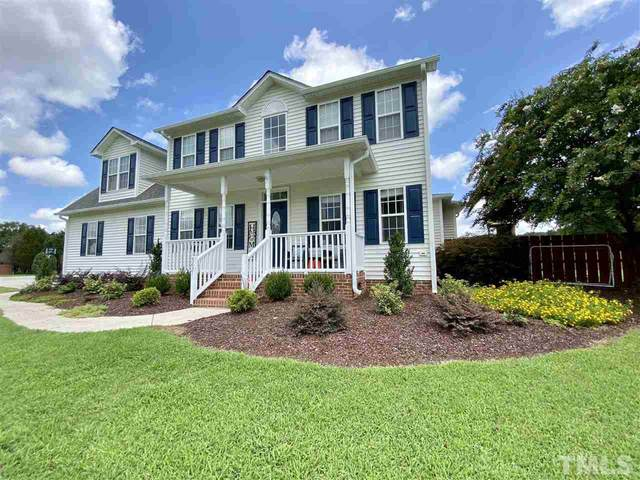 5621 Spence Plantation Lane, Holly Springs, NC 27540 (#2336387) :: Triangle Just Listed