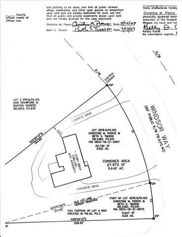 3406 Windsor Way, Durham, NC 27707 (#2336390) :: Dogwood Properties