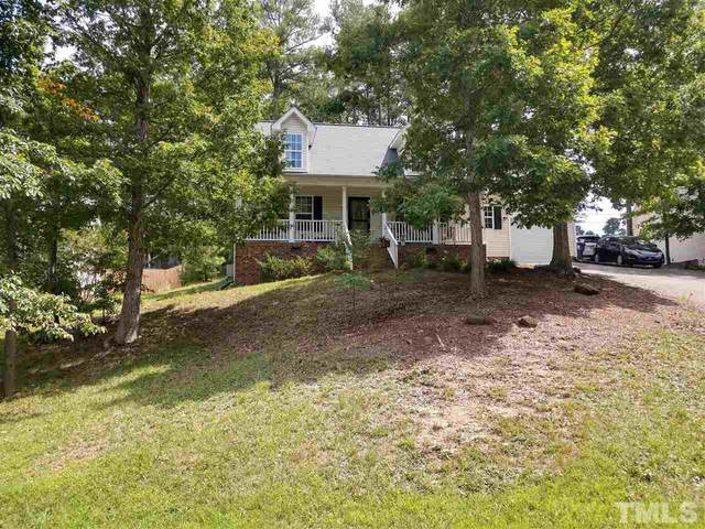 2558 Mint Julep Drive, Creedmoor, NC 27522 (#2336402) :: The Rodney Carroll Team with Hometowne Realty