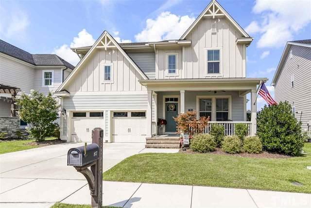 87 Tarwick Avenue, Chapel Hill, NC 27516 (#2336406) :: M&J Realty Group