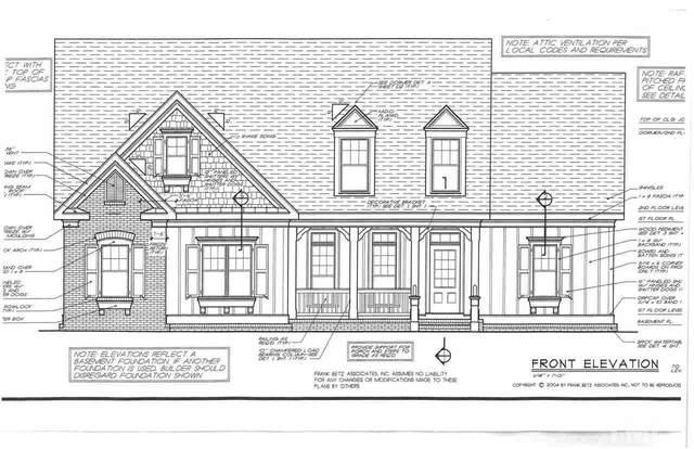 105 Shawnee Drive, Louisburg, NC 27549 (#2336407) :: Real Estate By Design