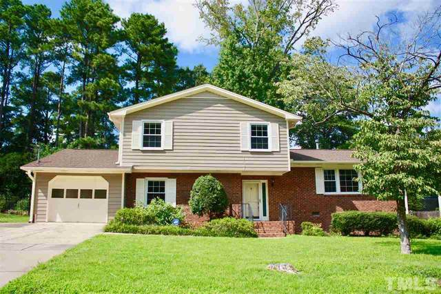 1009 Pebblebrook Drive, Raleigh, NC 27609 (#2336410) :: The Rodney Carroll Team with Hometowne Realty