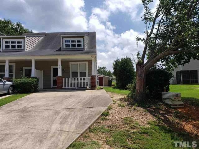 212 Woodson Drive, Clayton, NC 27527 (#2336411) :: The Beth Hines Team