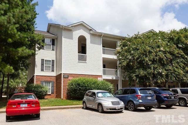 1801 Trailwood Heights Lane #203, Raleigh, NC 27603 (#2336416) :: Raleigh Cary Realty
