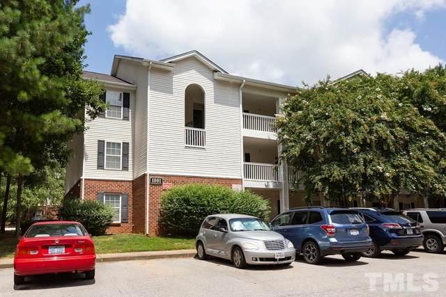 1801 Trailwood Heights Lane #203, Raleigh, NC 27603 (#2336416) :: Spotlight Realty