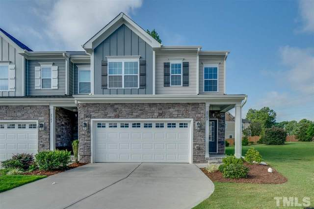 2789 Masonboro Ferry Drive, Apex, NC 27502 (#2336429) :: Triangle Just Listed