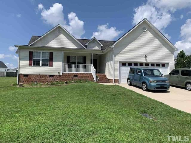 252 Cambridge Drive, Angier, NC 27501 (#2336455) :: Dogwood Properties