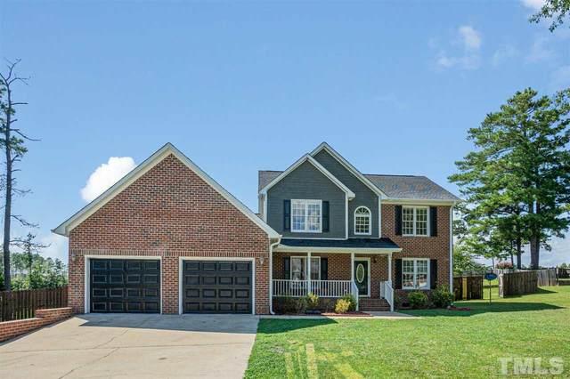 237 Saunders Court, Spring Lake, NC 28390 (#2336458) :: Dogwood Properties